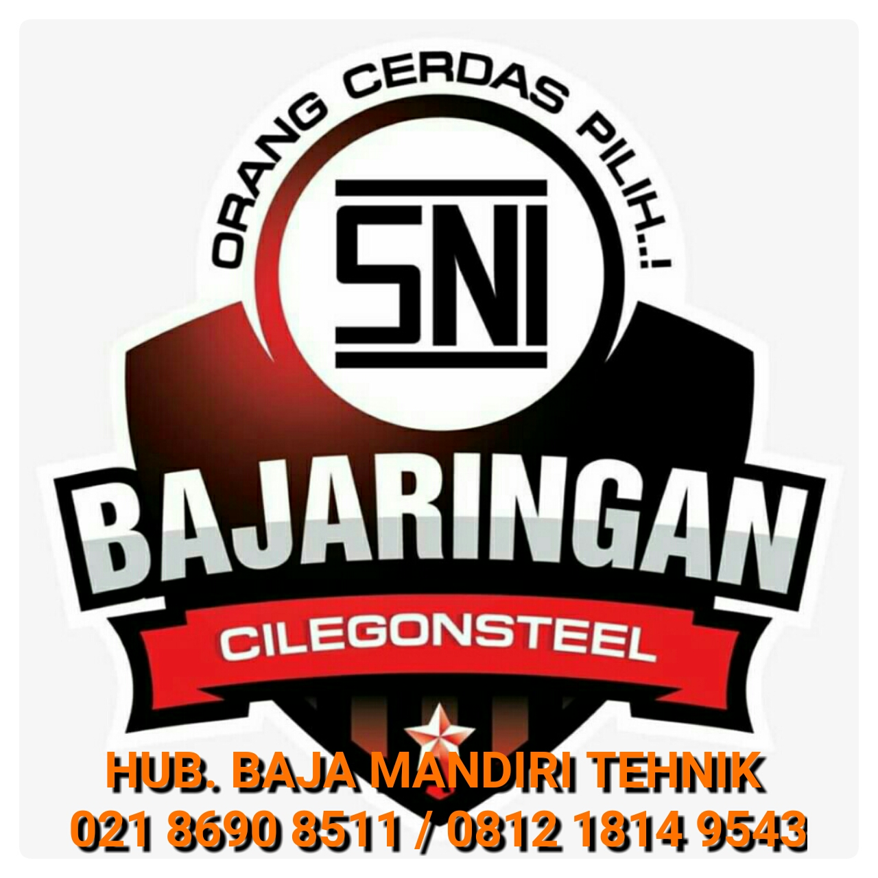 CNP Cilegon Steel , Canal Baja Ringan SNI
